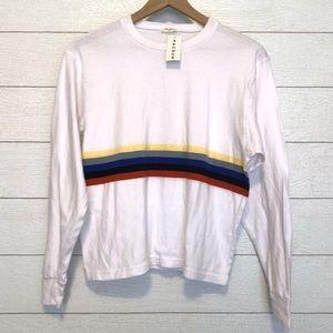 Brandy Melville John Galt Long Sleeve T-Shirt